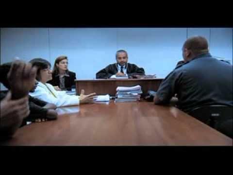 Documentário Justiça -  Um filme de Maria Augusta Ramos