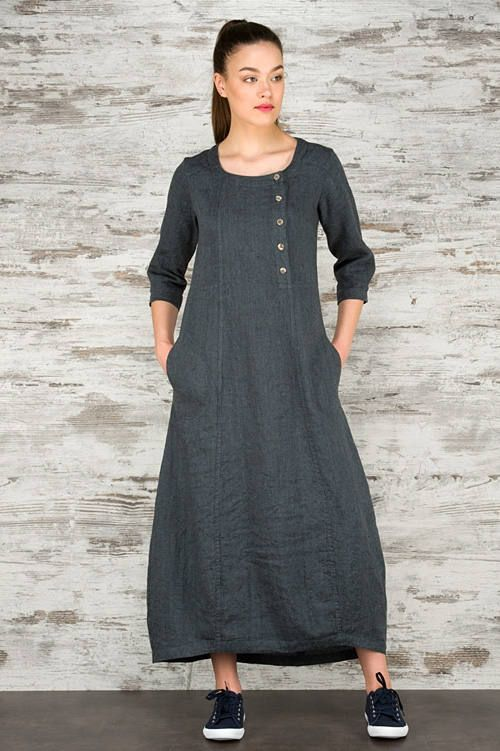 Dark Gray Summer Dresses