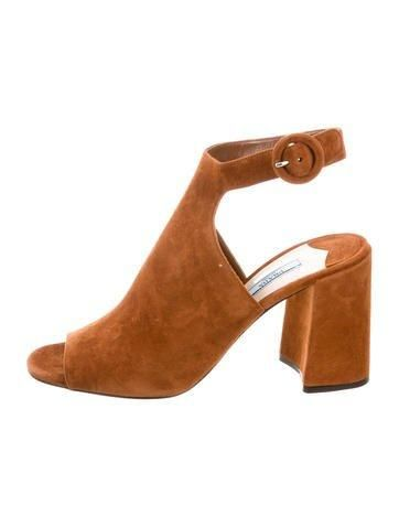 Prada Snakeskin Slingback Sandals w/ Tags sale best store to get new arrival sale online IKpVyIPi