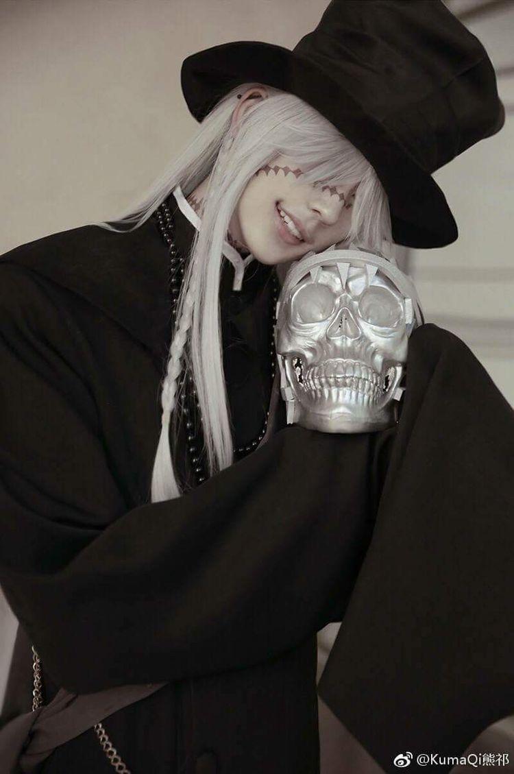 Photo of Cosplays de Kuroshitsuji
