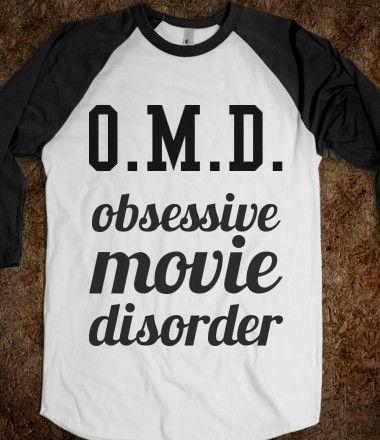 O.M.D. obsessive movie disorder