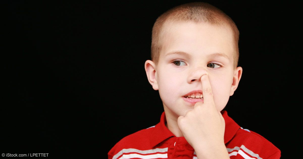 Haha!  Good to know!  A biochemist believes that eating boogers helps introduce pathogens from the environment to your immune system, resulting in the build-up of natural defenses. http://articles.mercola.com/sites/articles/archive/2013/05/13/nose-picking.aspx