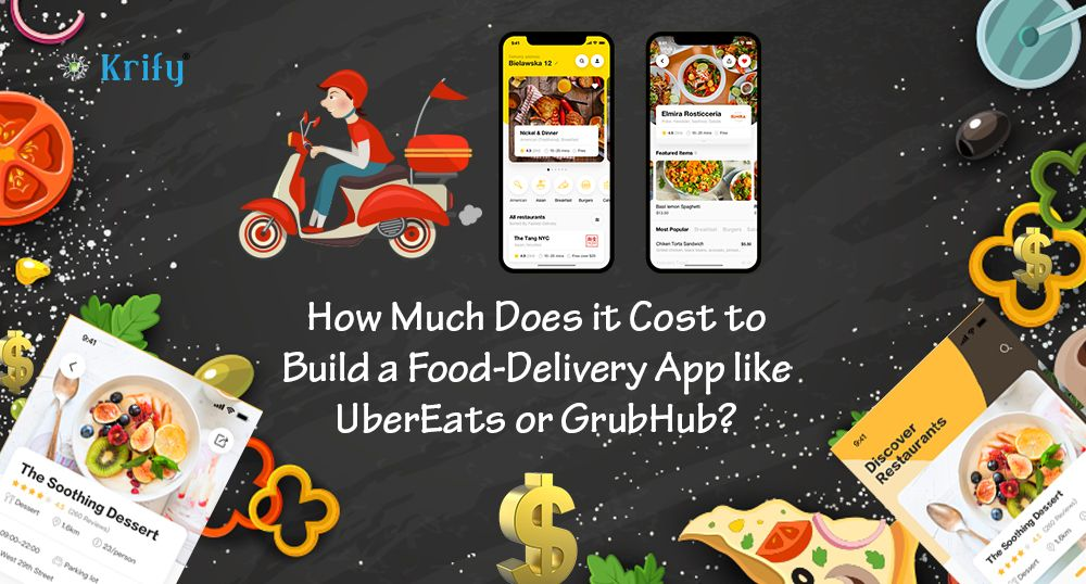 On Demand Food Delivery App Development Company Food