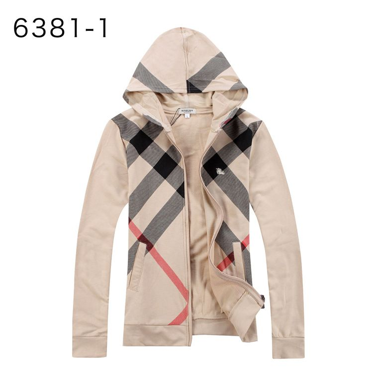 burberry hoodie womens