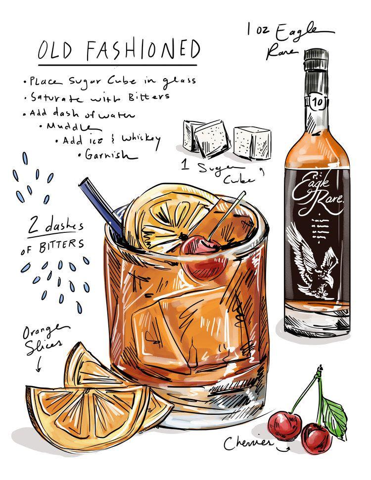 Kat Jpg Cocktails Drawing Cocktail Illustration Cocktail Book
