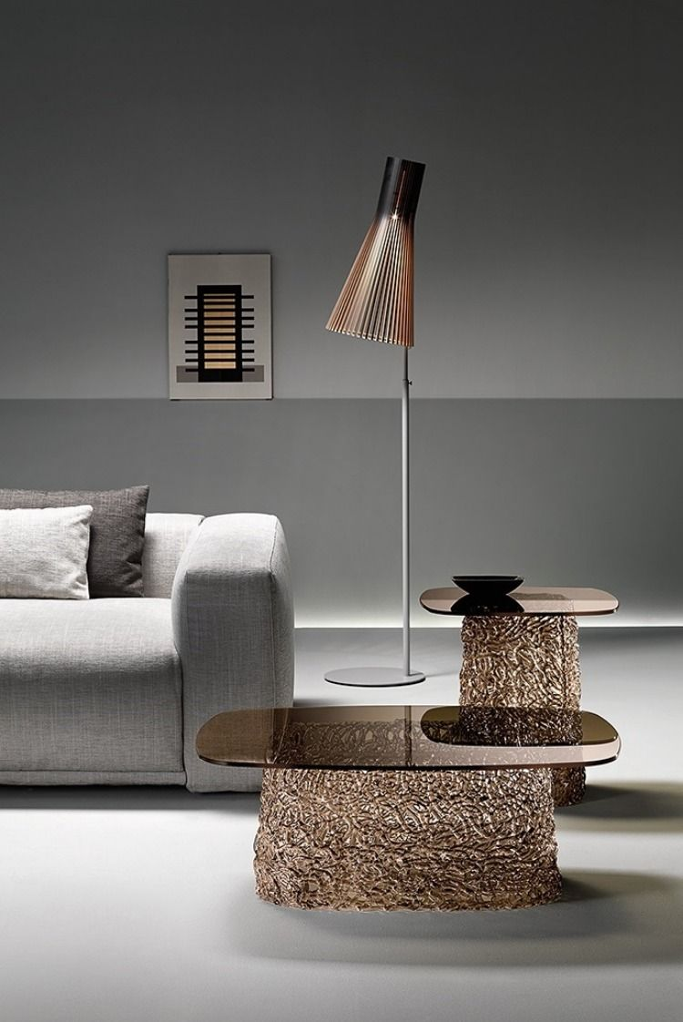 Fiam Macrame Coffee Table By Lucidipevere Everything But Ordinary Contemporary Table Design Coffee Table Table Furniture [ 1122 x 750 Pixel ]