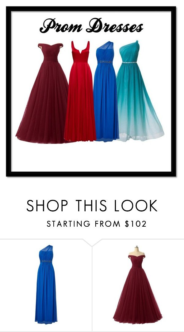 """PromDresses♡"" by annadeiman ❤ liked on Polyvore featuring Adrianna Papell and Halston Heritage"