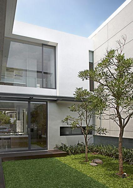Willis Kusuma Architects Rumah Taman