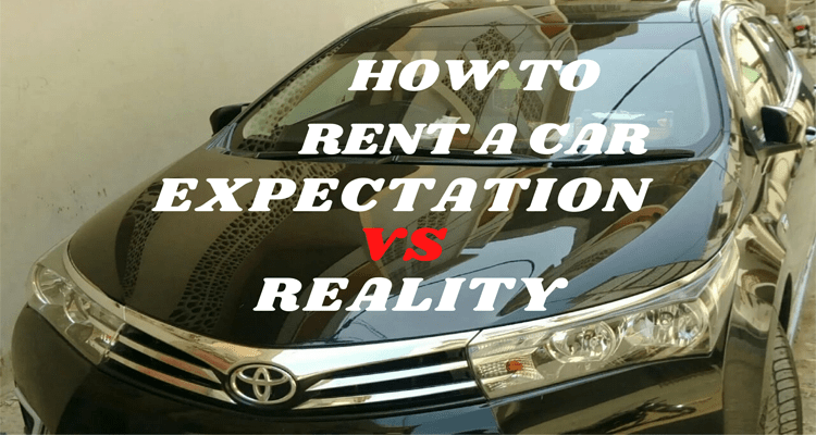 As technology has a significant impact on businesses, car renting operations have become much more comfortable than before.   #rentacar #expextationVSreality #masterrentacar #rentacarinkarachi #blogs #cars #carrentalblog