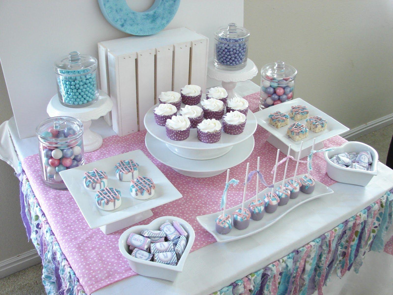 No Yeast Cinnamon Rolls Dessert Table Birthday Small Birthday Parties Pajama Birthday Parties