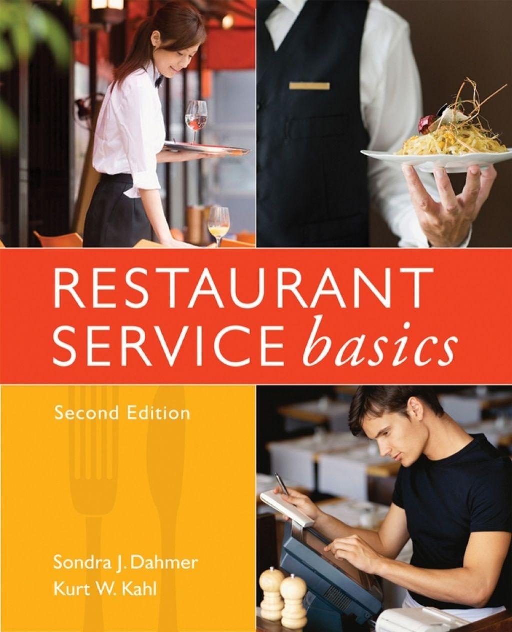 Restaurant Service Basics (eBook Rental) Restaurant