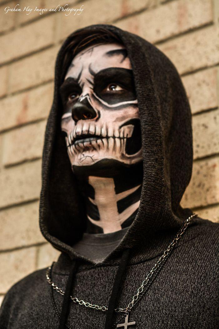 Resultado de imagen para makeup halloween men 3906399e33b