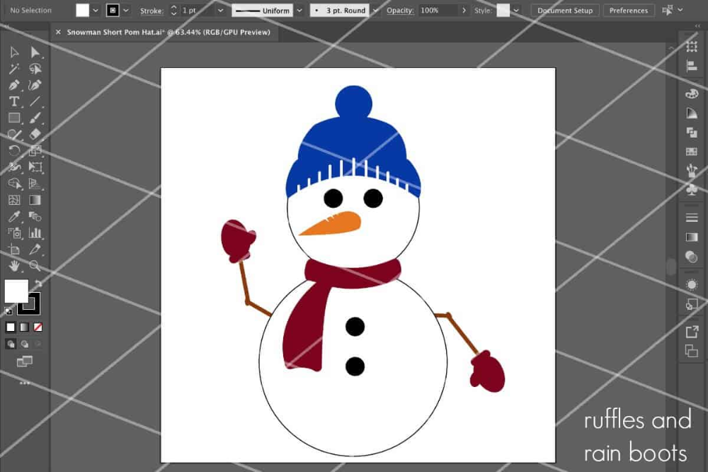 Sign up for the 12 days of holiday SVG files and get this