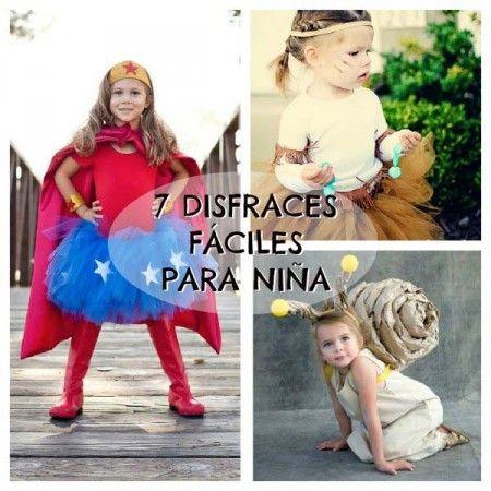 7 disfraces