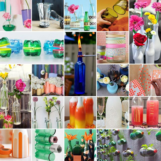 25 things to do with empty plastic bottles water amp soda - 645×645