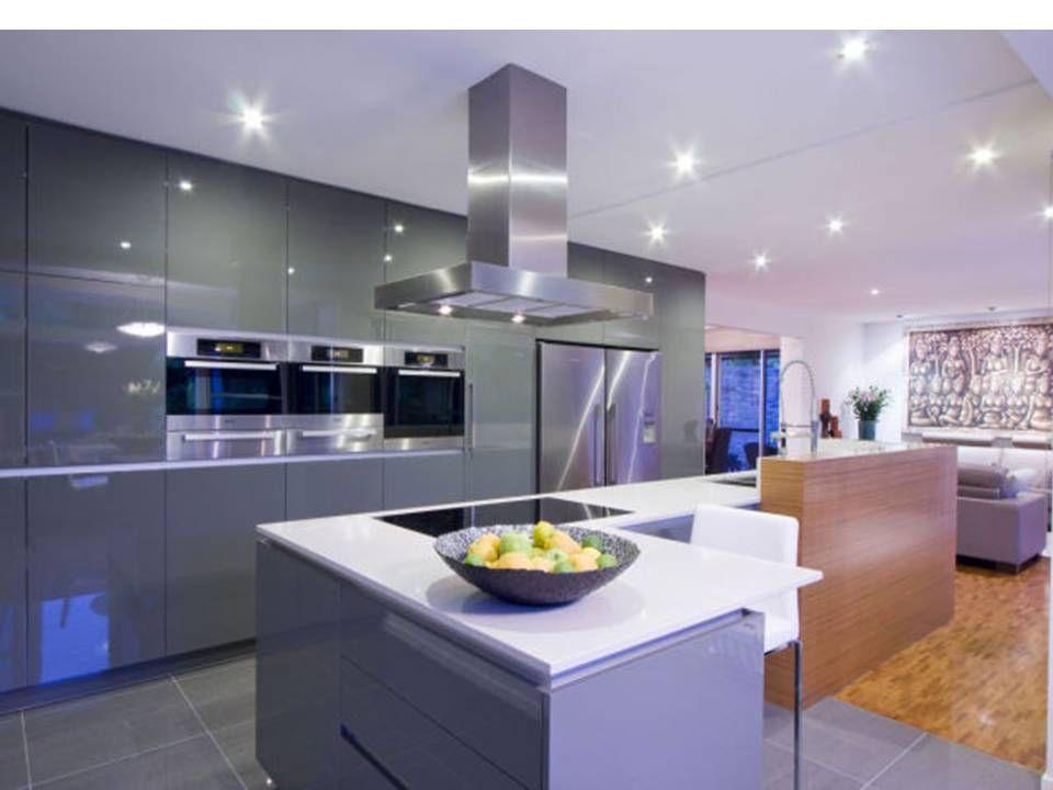 Diseño De Cocinas Integrales Modernas  - cocinas integrales modernas