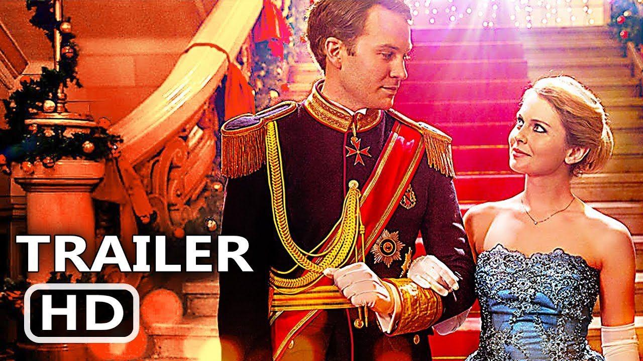 A CHRISTMAS PRINCE Official Trailer (2017) Rose McIver