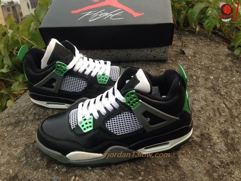 quality design 913c1 00d09 Buy Mens Oregon Ducks Grey Green Black AIR JORDAN 4 RETRO 356375-267