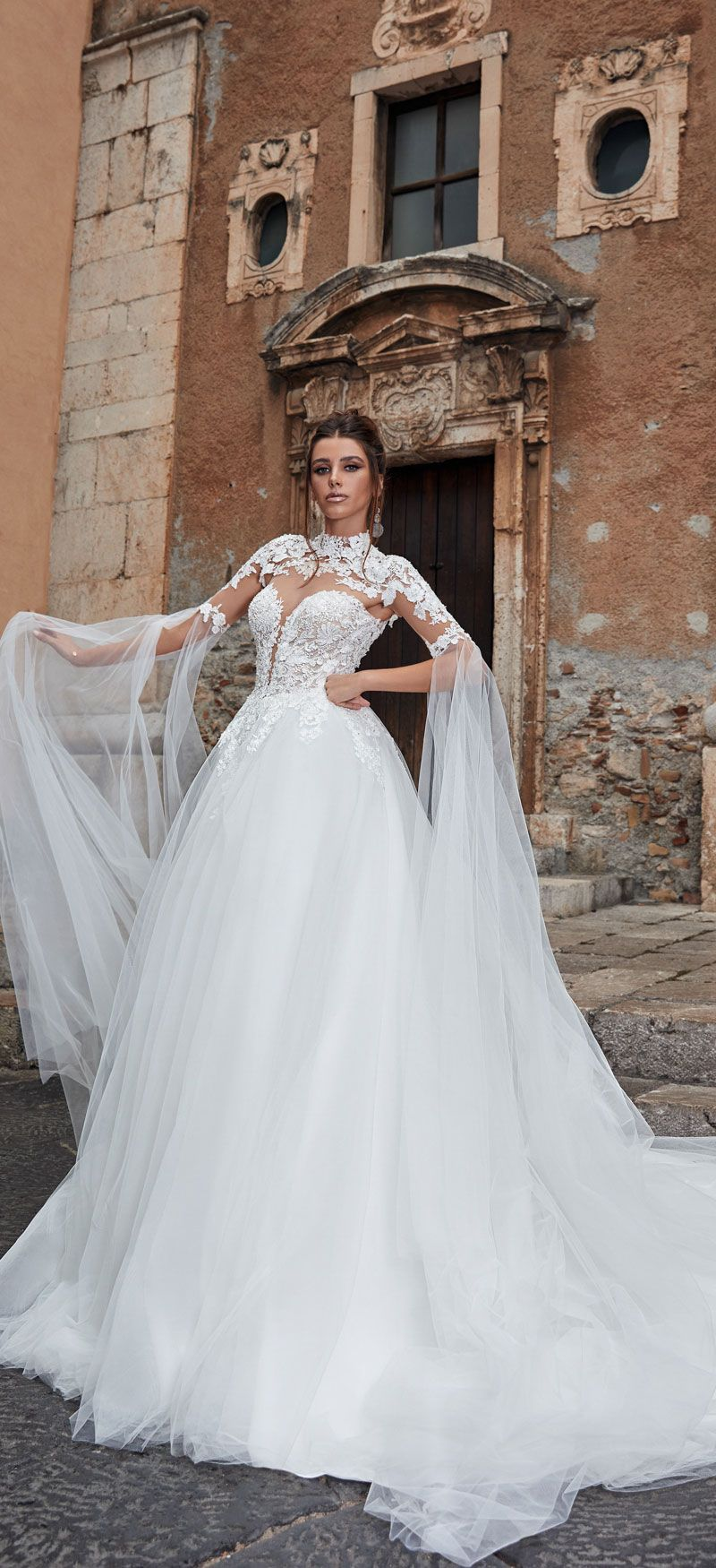 "Anna Sposa 2019 Wedding Dresses ""Bella Sicilia"" Bridal Collection"
