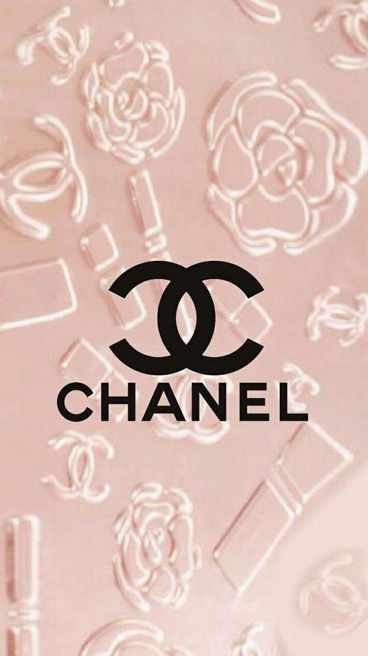 Chanel Logo Pink Iphone Wallpaper シャネル 画像 シャネル