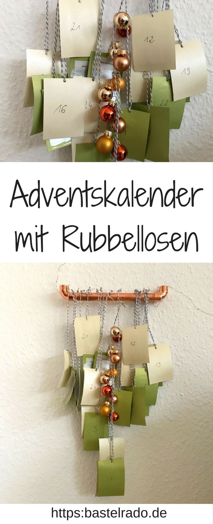 Adventskalender Mit Rubbellosen