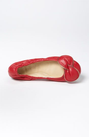 See by Chloé Bow Flat | Nordstrom