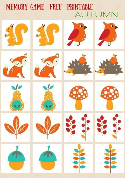 seasons memory game free printables memory pinterest free printables gaming and free. Black Bedroom Furniture Sets. Home Design Ideas