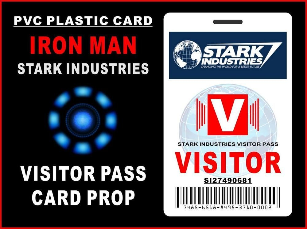 S l1000g 1000747 movies pinterest movie s l1000g 1000747 plastic cardmovie propsiron man starkstark industriesbusiness colourmoves