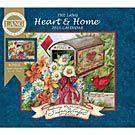 Heart and Home Commemorative 2015 Wall Calendar: 9780741249975 | Susan Winget | Calendars.com