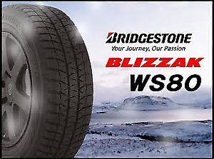 Used Tires Winnipeg >> 650 Set Of Bridgestone Blizzak Ws80 235 65r17 And Costco