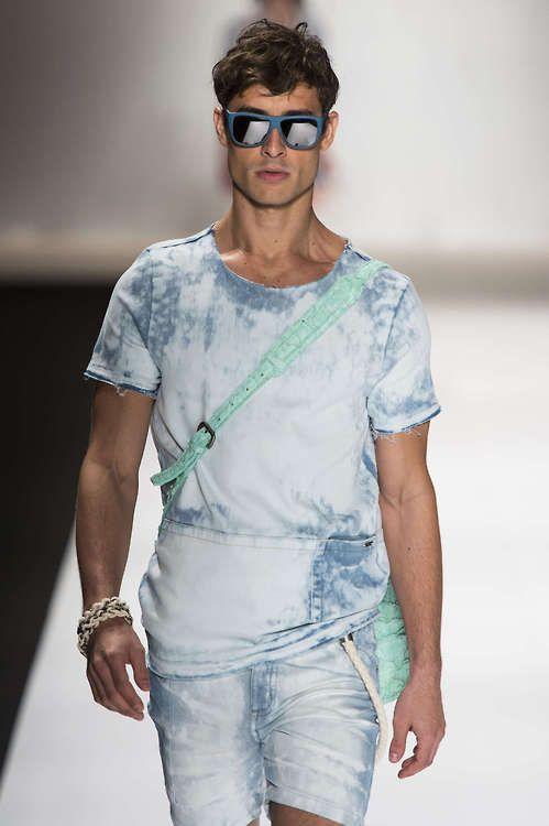 TNG S/S 2015 Menswear | model
