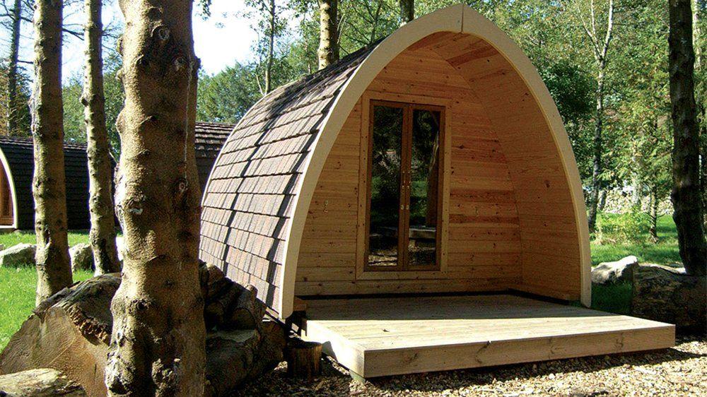 20 cabanes en bois pour s\'évader | Cabanes en bois, Cabane bois et ...