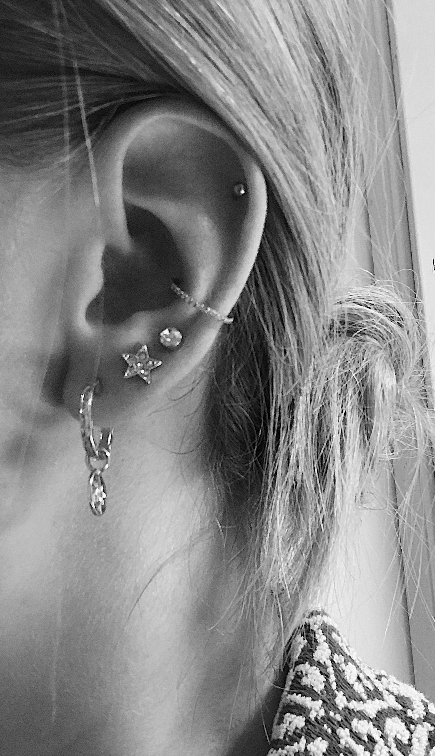 Piercing nose diamond  Pin by Ida Steenholdt on Jewelry  Pinterest  Piercings Ear