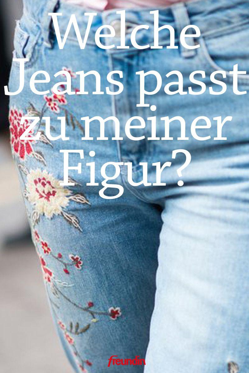 Welche Jeans Passt Zu Meiner Figur Jeans Boyfriend Jeans Mode Fur Vollschlanke
