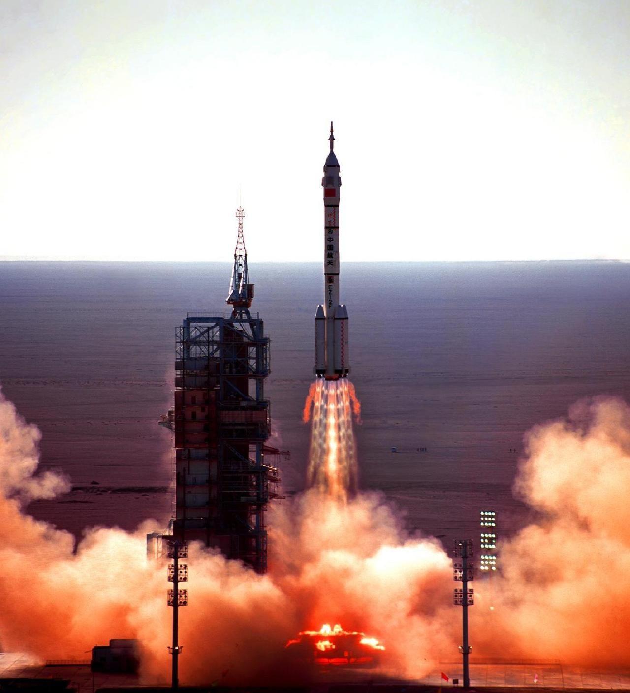 Shenzhou 5 via Wikipedia