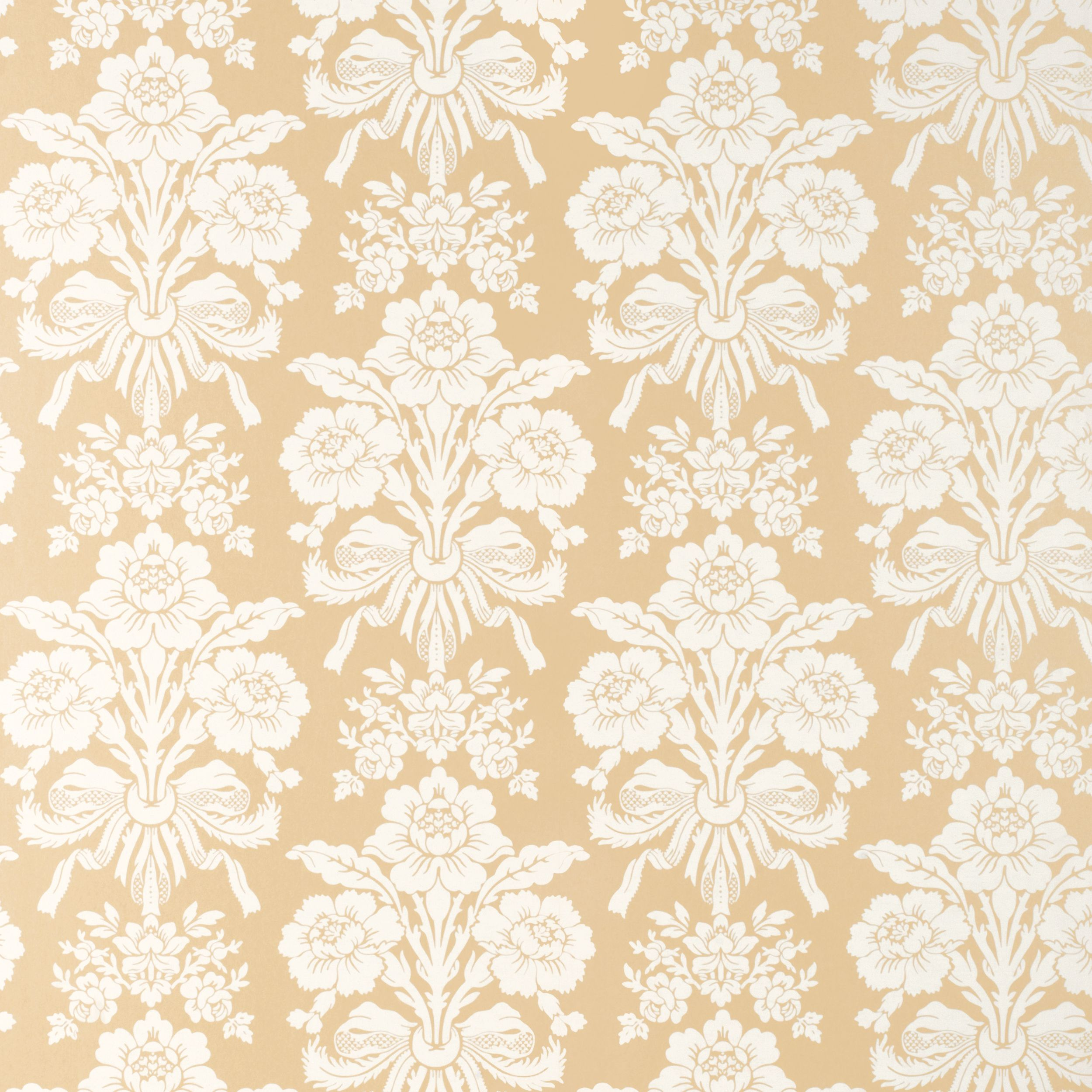 Tatton Gold Damask Wallpaper Wallpaper Pinterest Laura
