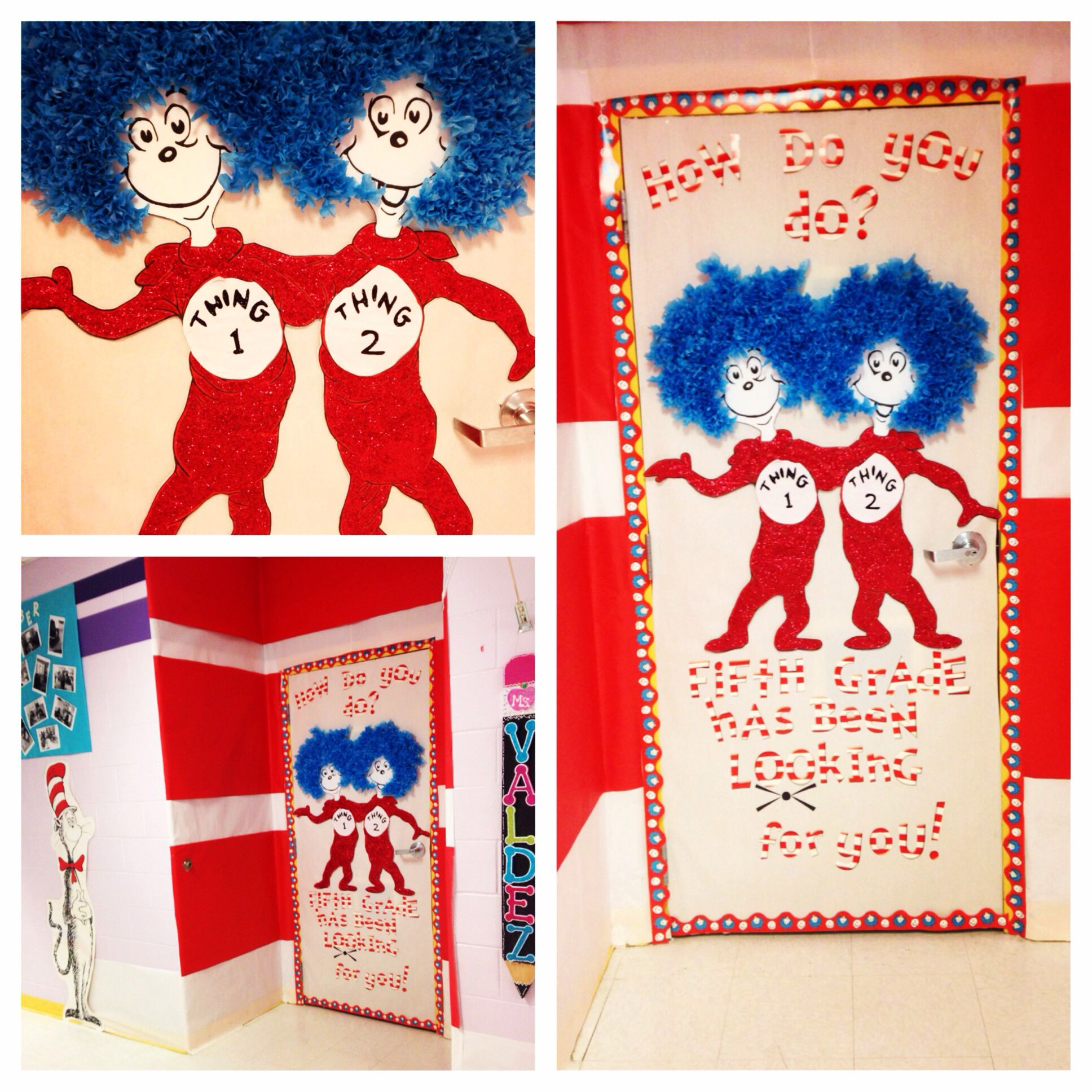 bulletin board decorations seuss pin dr classroom week decorating decor pinterest and door ideas design
