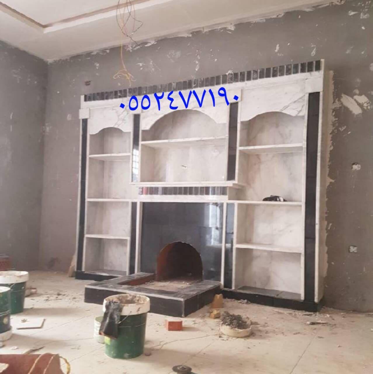 ديكورات مشبات Shelving Unit Home Decor Shelving