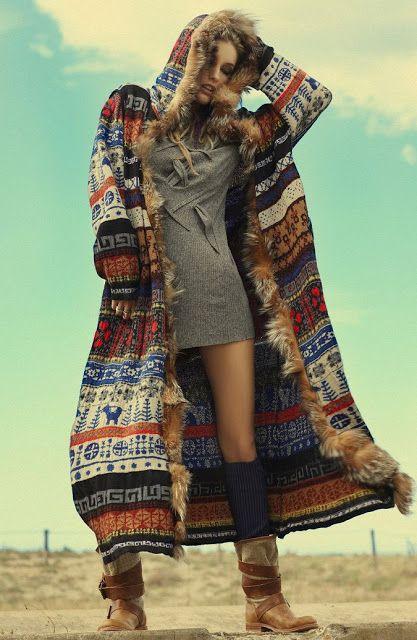 Стиль Бохо в одежде 2016. Фото - вдохновение из 42-х ...