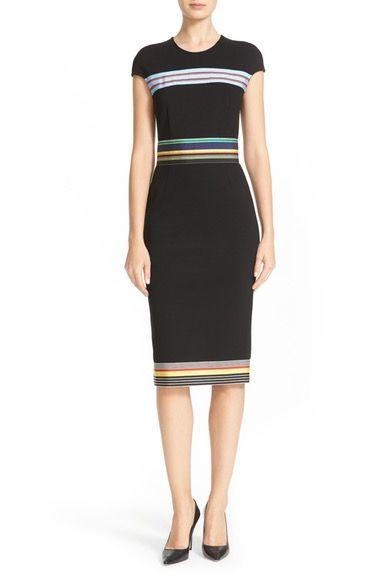 Diane von Furstenberg Hadlie Sheath Dress available at #Nordstrom