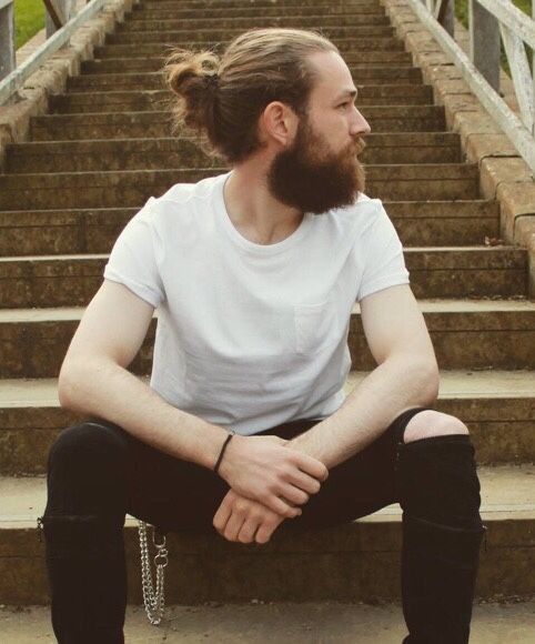 beards carefully curated — Matt