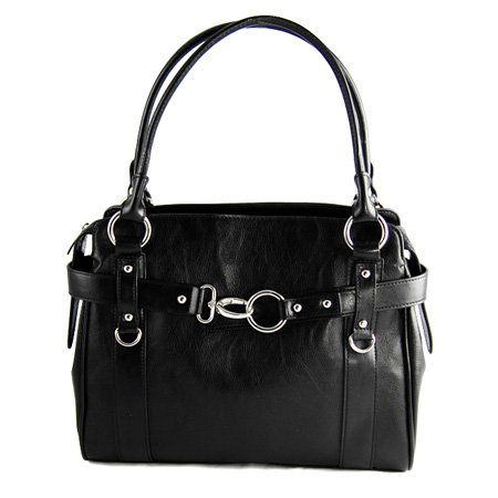 2b4a308ffec8 This Rina Rich Handbag is designed to be classic