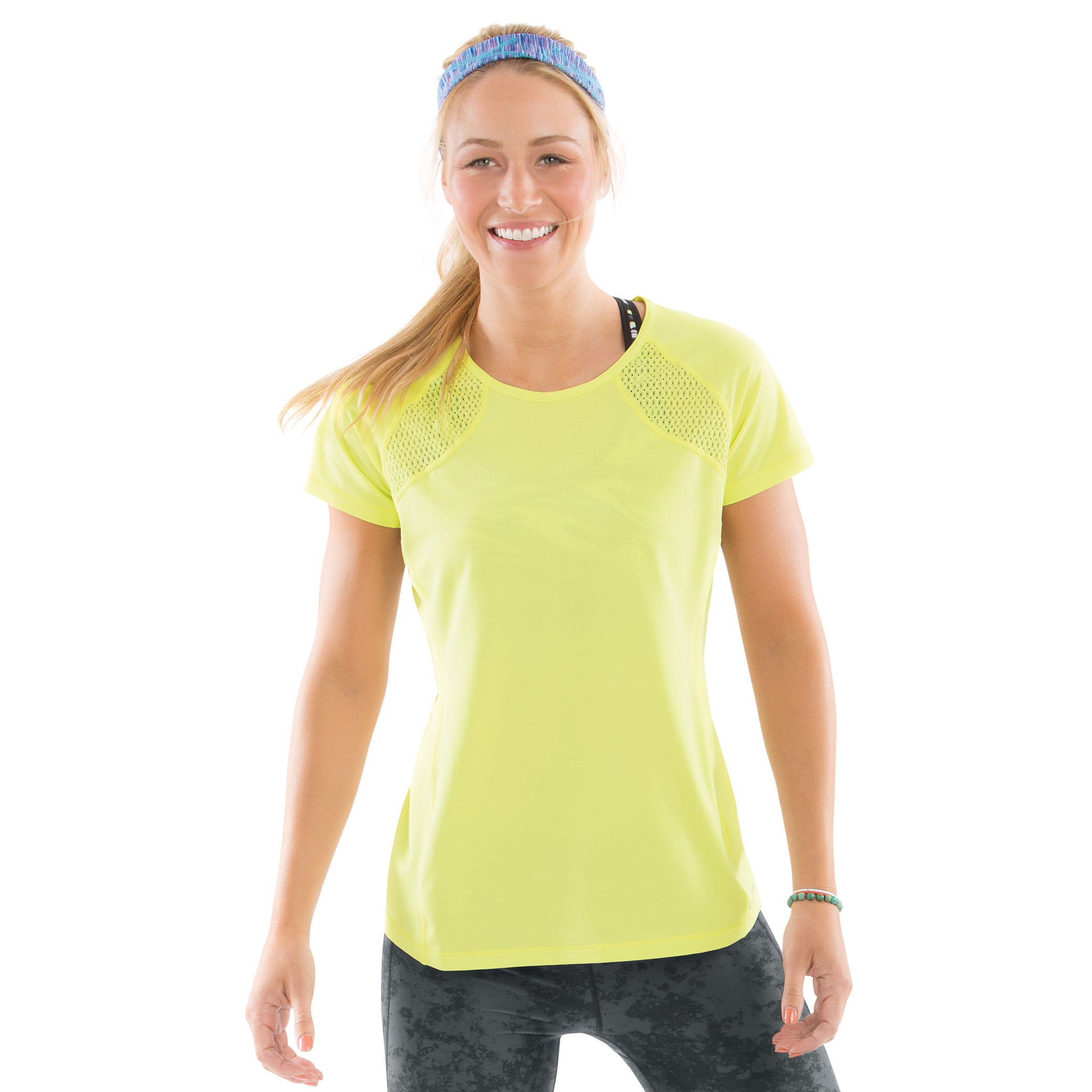 Dash Tee Moving Comfort (With images) Fitness fashion