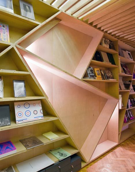 LN-CC by Gary Card Retail, Interiors and Walls