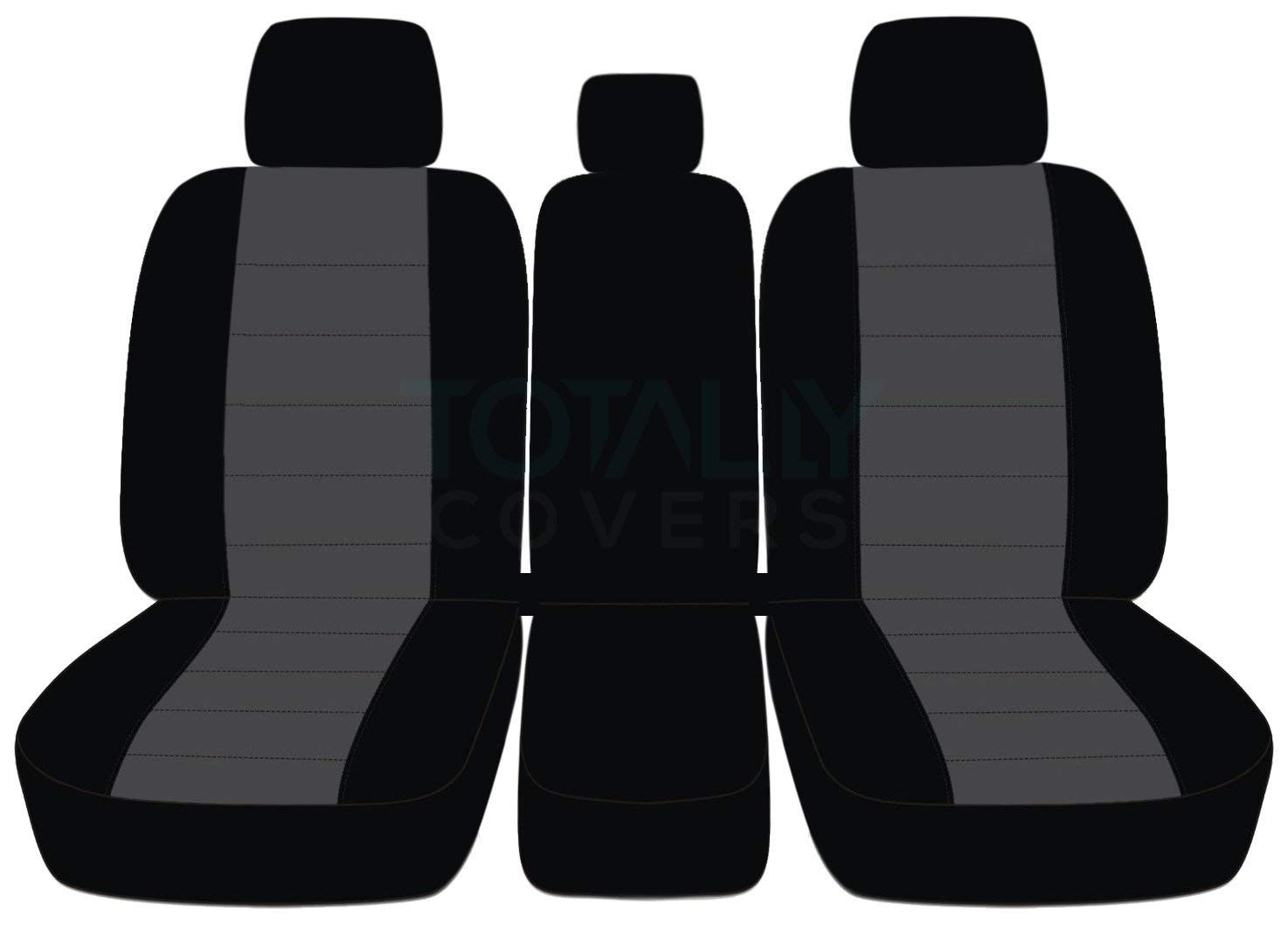 Fabulous Designcovers 2011 2014 Ford F 150 Two Tone Truck Seat Covers Ibusinesslaw Wood Chair Design Ideas Ibusinesslaworg