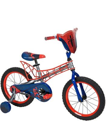 Huffy 16 Inch Boys Bike Spider Man Huffy Toys R Us Kido