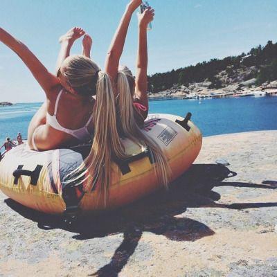 On Vacation With Your Best Friend Beach Summer Goals Summer