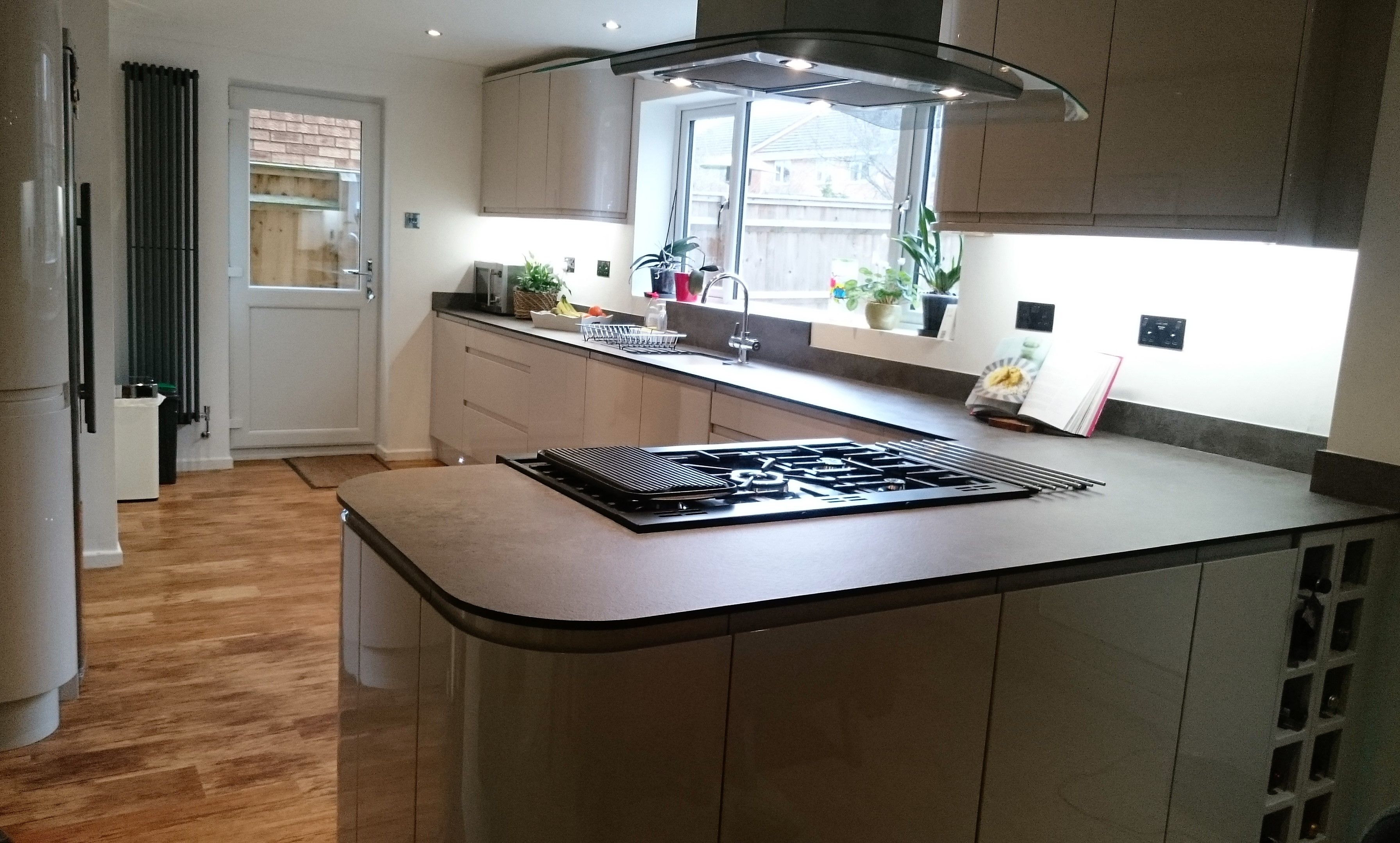 Lana turner vasiliou is a kitchen bathroom design consultant at wickes one of her favourite for Kitchen bathroom design consultant