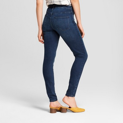 8d0588cce881 Women s High-Rise Skinny Jeans - Universal Thread Medium Wash 18 Short