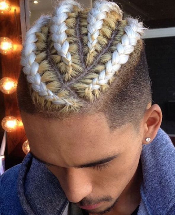 50 Stately Long Hairstyles For Men To Sport With Dignity Trenzas